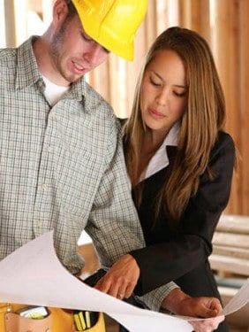 Meet with contractor