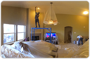 High-quality painting service by the Final Cut Roofing team