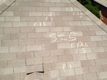 certified roofing inspection