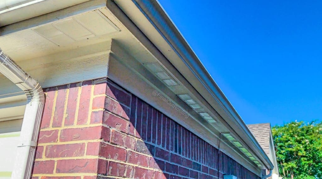 The Benefits Of Soffit Vents Final Cut Roofing