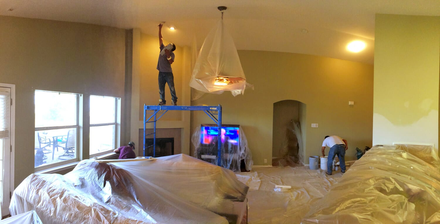 Interior Painting Final Cut Roofing